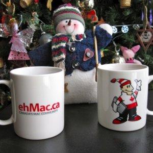 ehMac Mugs